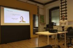 Show and tell: Nik Vene - od ideje do izvedbe NV Holders